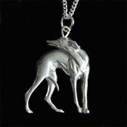 Sighthound necklace