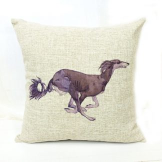 Pillow Cover Saluki