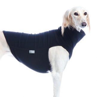 fleece body jas