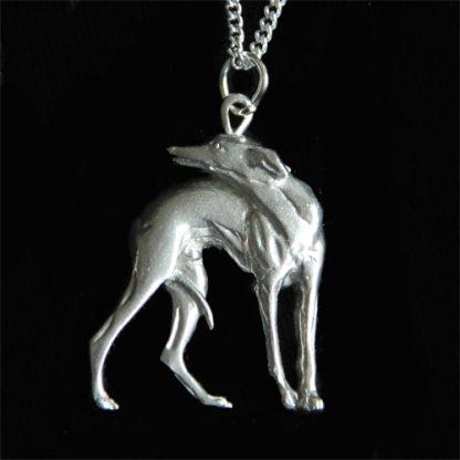 Sighthound necklace