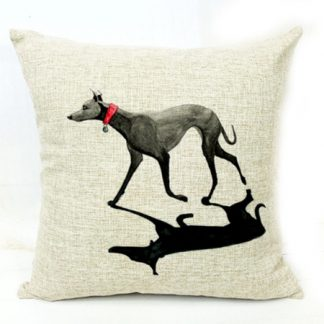 Pillow Cover- Silhouette
