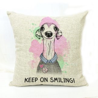 Pillow Cover Smile